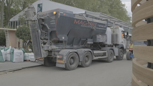 volumetric concrete truck
